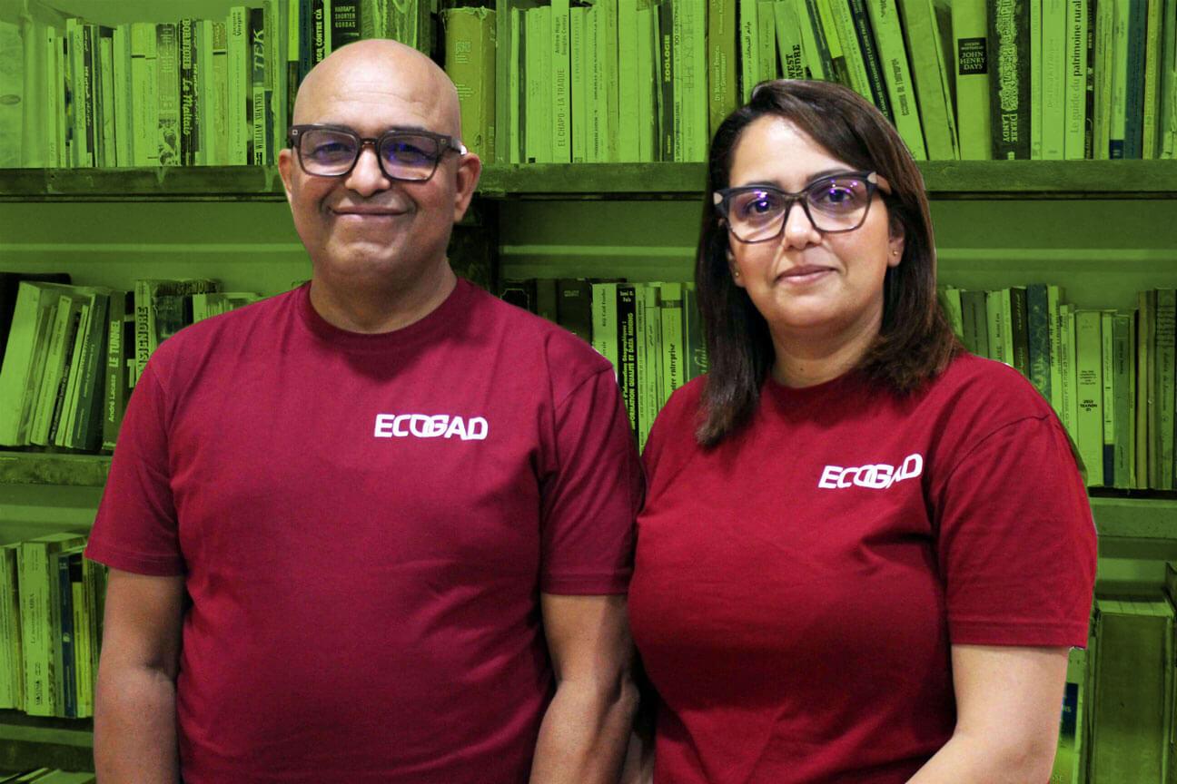 EcoGad est l'illustration parfaite de la complémentarité homme-femme.