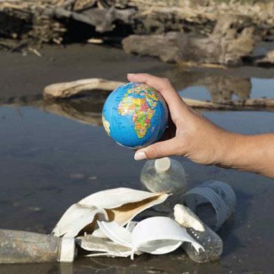 Industrialisation et production de déchets dans le monde
